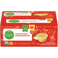 Simple Truth Organic™ Unsweetened Applesauce