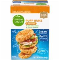 Simple Truth™ Cheddar Puff Bunz 8 Count