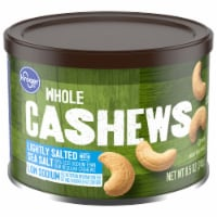 Kroger® Whole Lightly Salted Cashews