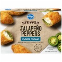 Kroger® Stuffed Cream Cheese Breaded Jalapeno Peppers