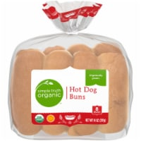 Simple Truth Organic™ Hot Dog Buns 8 Count