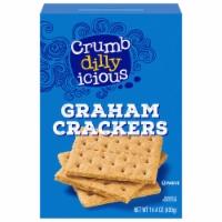 Crumbdillyicious™ Graham Crackers - 14.4 oz