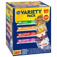 Kroger® Food Storage Bags Variety Pack