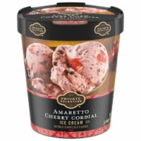 Private Selection™ Amaretto Cherry Cordial Ice Cream