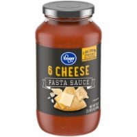 Kroger® 6-Cheese Pasta Sauce