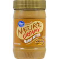 Kroger Natural Creamy Peanut Butter