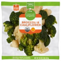 Simple Truth Organic™ Broccoli & Cauliflower