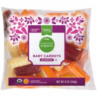 Simple Truth Organic™ Baby Peeled Rainbow Carrots