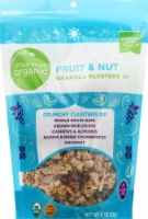 Simple Truth Organic™ Fruit & Nut Granola Clusters