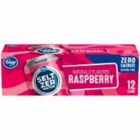 Kroger® Raspberry Seltzer Water