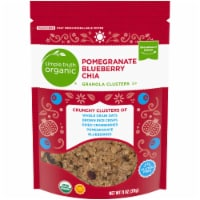 Simple Truth Organic™ Pomegranate Blueberry Chia Granola Clusters