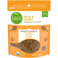 Simple Truth Organic™ Organic Gluten Free Oats & Honey Granola