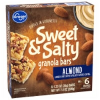 Kroger® Sweet & Salty Almond Granola Bars