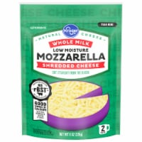 Kroger® Whole Milk Shredded Mozzarella Cheese