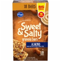 Kroger® Sweet & Salty Almond Granola Bars - 18 ct / 1.23 oz