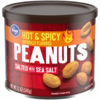 Kroger® Hot & Spicy Peanuts