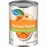 Kroger® Apricot Halves in Pear Juice