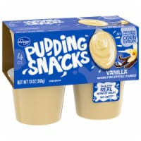 Kroger® Vanilla Pudding Snacks