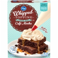 Kroger® Cafe Mocha Whipped Topping Piping Bag