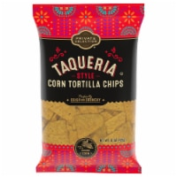 Private Selection® Taqueria Style Corn Tortilla Chips