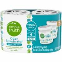 Simple Truth™ Odor Eliminator Crystal Gel Twin Pack 2 Count