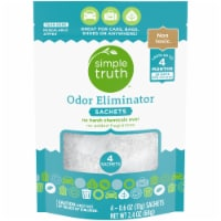 Simple Truth™ Odor Eliminator Sachets 4 Count