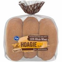 Kroger® 100% Whole Wheat Hoagie Rolls