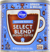 Kroger® Select Blend Medium Roast Ground Coffee