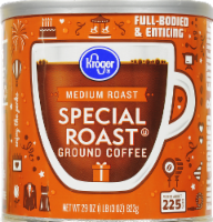 Kroger Special Roast Medium Roast Ground Coffee