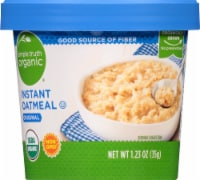Simple Truth Organic™ Original Instant Oatmeal