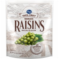 Kroger® Seedless Raisins Pouch - 32 oz