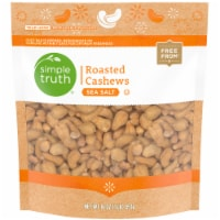 Simple Truth® Sea Salt Roasted Cashews