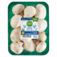 Simple Truth Organic™ Whole White Mushrooms