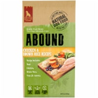 Abound™ Chicken & Brown Rice Recipe Dog Food