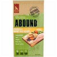 Abound™ Chicken & Brown Rice Recipe Dog Food - 24 lb
