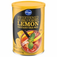 Kroger® Sweetened Lemon Instant Iced Tea Mix