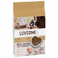 Luvsome® Natural Real Chicken Adult Dog Food