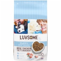 Luvsome™ Chicken Puppy Dog Food