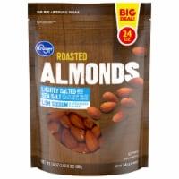 Kroger Lightly Salted Roasted Almonds