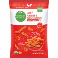 Simple Truth Organic™ Multigrain Hot Cheese Crunchies