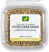 Roasted Unsalted Sunflower Seeds