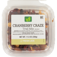 Cranberry Craze Trail Mix