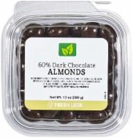 Pre Packaged Bulk 60% Dark Chocolate Almonds