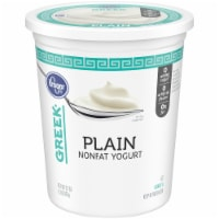 Kroger® Greek Plain Nonfat Yogurt