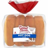 Good to Dough™ Hot Dog Buns 8 Count