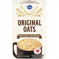 Kroger® Original Oats Instant Oatmeal