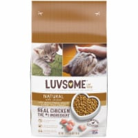 Luvsome™ Natural Chicken Cat Food