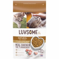 Luvsome® Natural with Chicken Adult Cat Food