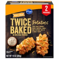 Kroger® Four Cheese Twice Baked Potatoes 2 Count