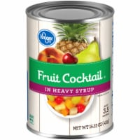 Kroger® Fruit Cocktail in Heavy Syrup